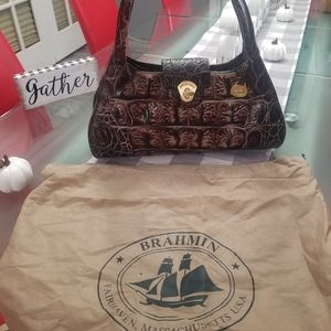 Brahmin 25th anniversary leather purse